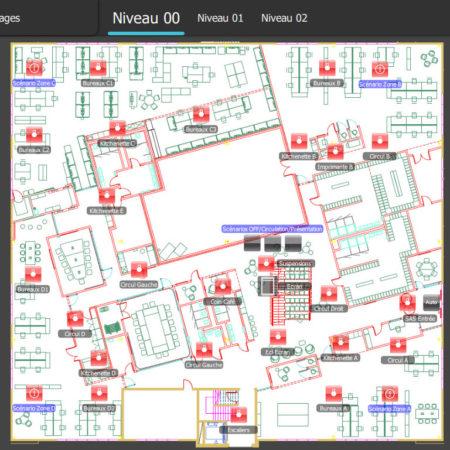 Visualisation 2 KNX