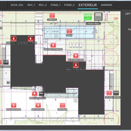 Visualisation 1 KNX