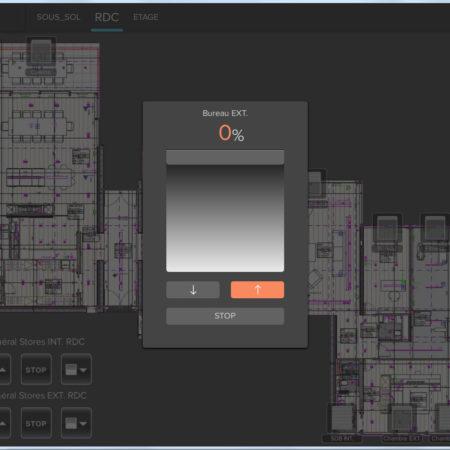 Visualisation 5 KNX