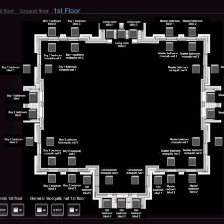 Visualisation 3 KNX
